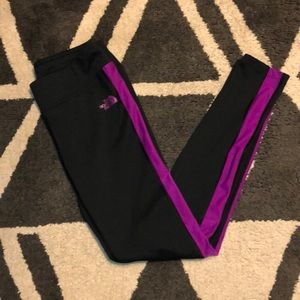 Women's Size Small North Face Leggings